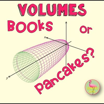 Volumes: Books or Pancakes?